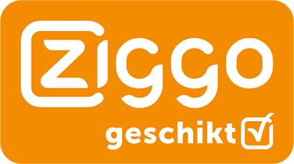 Ziggo geschikt gecertificeerd
