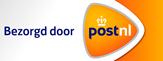 Wij bezorgen met PostNL