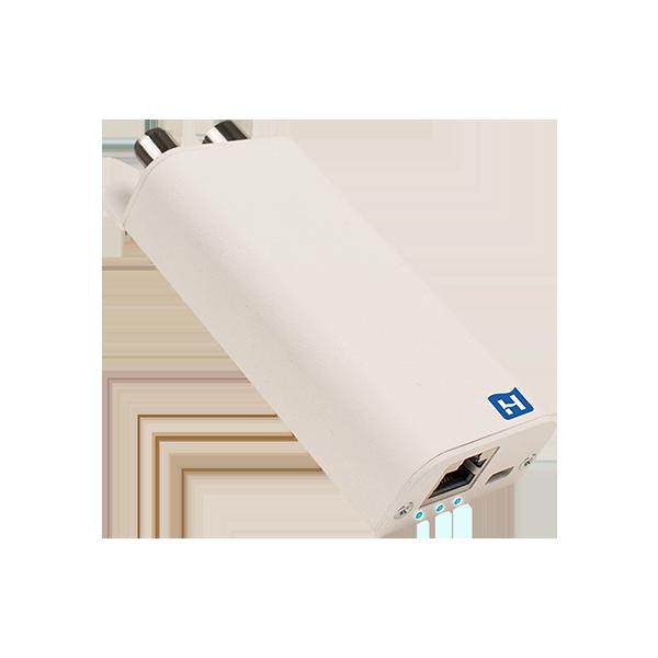 INCA 1G adapter | Internet via coax