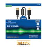 Sinox HDMI kabel 4K Ultra HD 10 meter