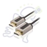 Profigold PROL1201 High Speed HDMI kabel met ethernet 1m