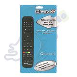Bravo afstandsbediening voor Philips tv's