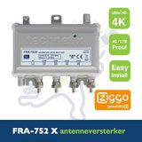 FRA-752 X versterker Ziggo   Caiway