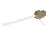 CAt6A keystone gemonteerd