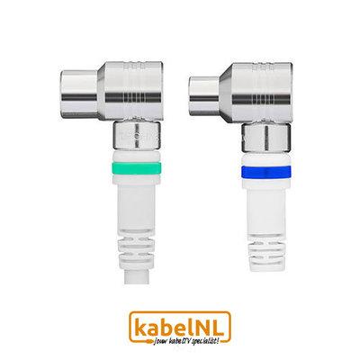 Technetix RLA ++ 21 coax kabel 1.5m