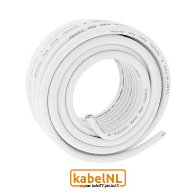 Technetix coax kabel 20m