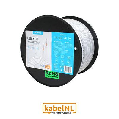 Technetix coax kabel 100m