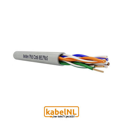Belden Cat6 netwerkkabel 10m