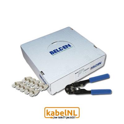 Actie! Belden Cat5E netwerkkabel 100m