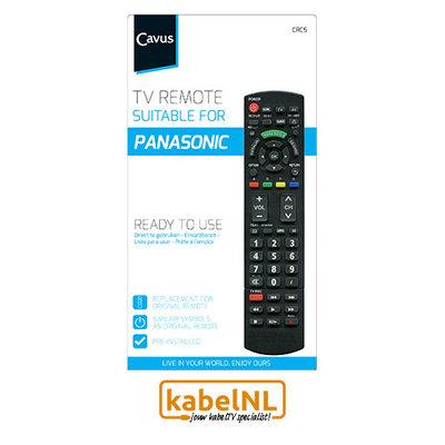 Universele afstandsbediening voor Panasonic TV