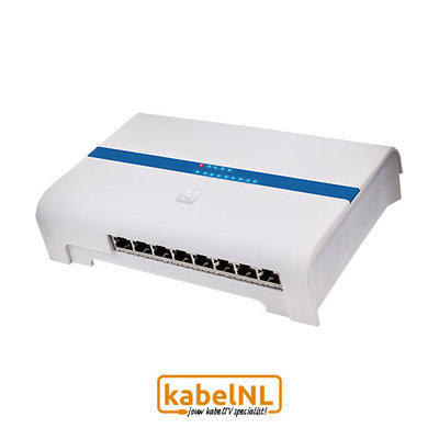 Hirschmann CAS 8 Gigabit netwerk switch 8 poorts
