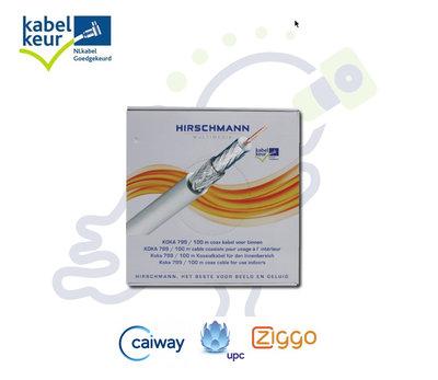 KOKA799 Hirschmann coax kabel rol 100m