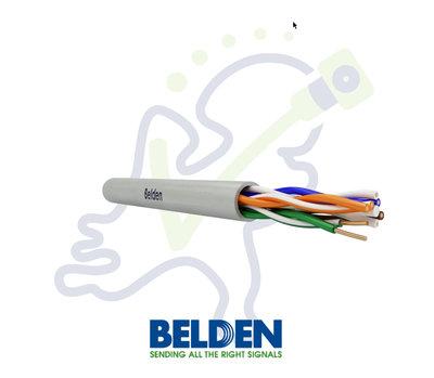 Belden UTP 7965E Cat6 netwerk kabel grijs 10m