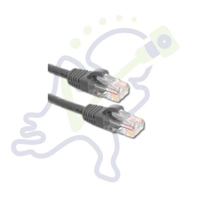 Cat5E UTP netwerk kabel Grijs