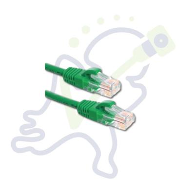 Cat5E UTP netwerk kabel Groen