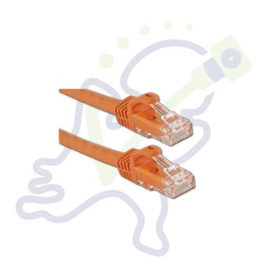 Cat5E UTP netwerk kabel Oranje