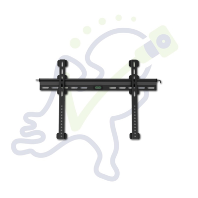 Vlakke TV beugel 37 - 70 inch met waterpas en safety lock