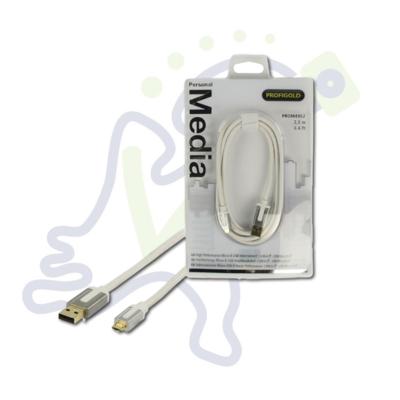 Profigold Micro USB B kabel 2 meter