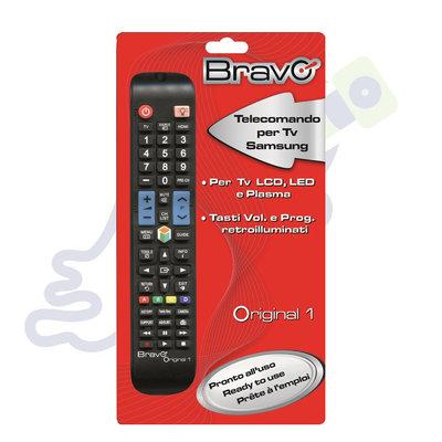 Bravo afstandsbediening voor Samsung tv's