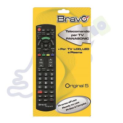 Bravo afstandsbediening voor Panasonic tv's