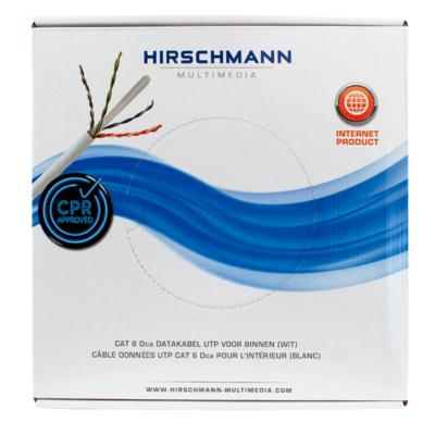 Hirschmann Cat6 UTP netwerkkabel 20 meter