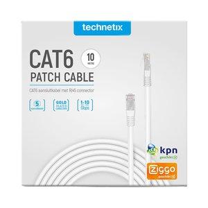 cat6 netwerkkabel Ziggo 10 meter