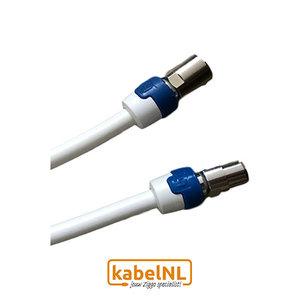 Hirschmann coax kabel 1.5m Ziggo recht