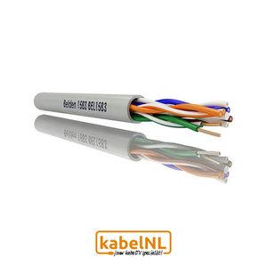 Cat5E netwerk kabel grijs 10m
