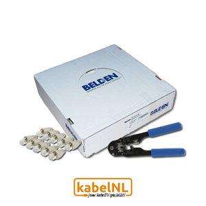 Actie! Belden Cat5E netwerk kabel 100m