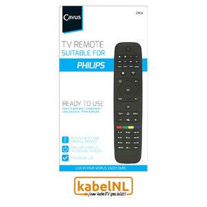 Universele afstandsbediening voor Philips TV
