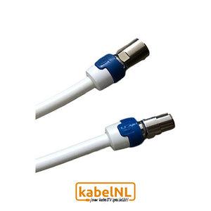 Hirschmann coax kabel 10m Ziggo recht