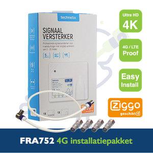 FRA-752S Easy Install installatiepakket 4G!