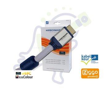 HHE 1.8 Hirschmann HDMI kabel 4K Ultra HD 1.8m