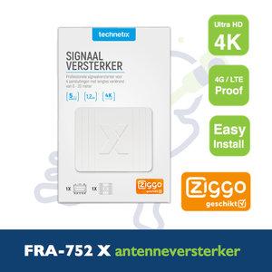 FRA-752 X antenne versterker Ziggo gecertificeerd 4G Proof