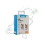 Set coax-pluggen 4G/LTE-Proof ZIGGO geschikt